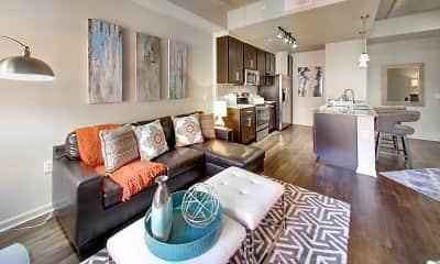 Living Room, Elliston 23 Midtown, 0