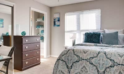 Bedroom, Seminole Grand - Per Bed Lease, 2