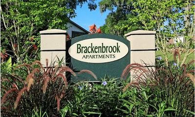 Community Signage, Brackenbrook, 0
