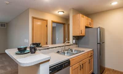 Kitchen, Oakmont Estates, 1