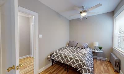 Bedroom, 420 W. Surf, 2