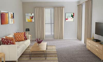 Living Room, Bridgepoint, 2