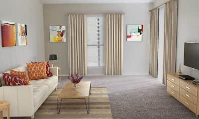 Living Room, Bridgepoint, 2