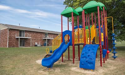 Playground, Crowne Park Apartments, 0