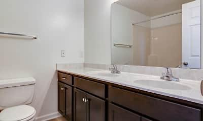 Bathroom, Barclay Place, 2