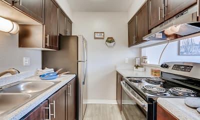 Kitchen, Mountain Vista, 1