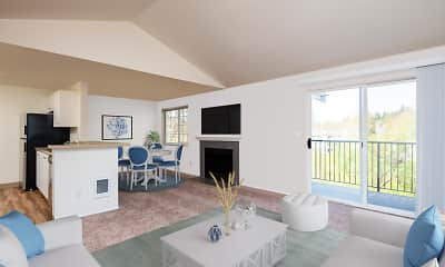 Living Room, Murrayhill Park, 0