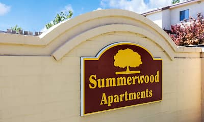Community Signage, Summerwood, 2