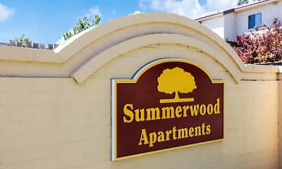 Community Signage, Summerwood, 2
