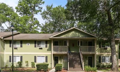Building, Hickory Plantation Apartments, 0