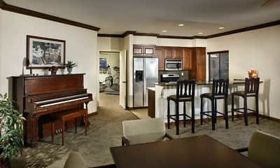 Dining Room, Drake Manor, 1