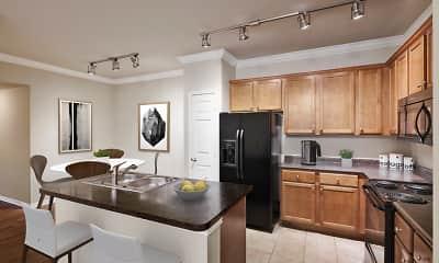 Kitchen, Camden Shadow Brook, 1