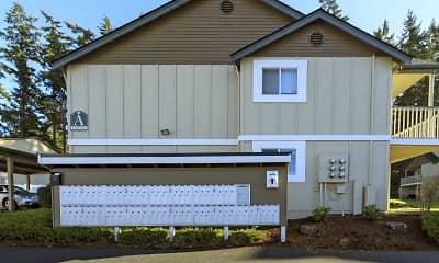 Building, Crestwood, 1