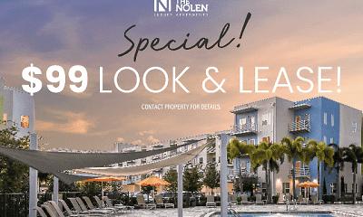 The Nolen, 0
