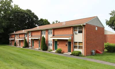 Building, Scott Gardens Apartments, 1