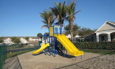 Playground, Mer Soleil, 2