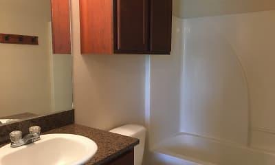 Bathroom, Richmond Ridge Townhomes, 2