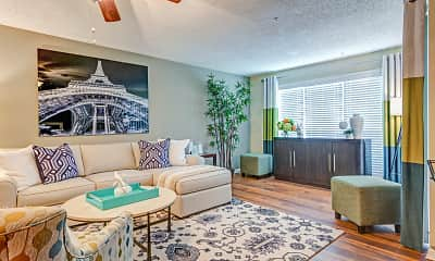 Living Room, Madison Druid Hills, 1
