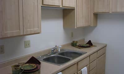 Kitchen, Lakeside Manor, 2