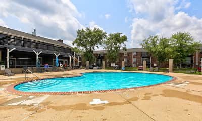 Pool, Williamsburg Way, 0