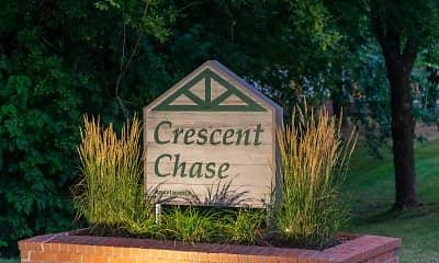 Community Signage, Crescent Chase, 0
