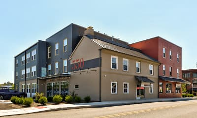 Building, 550 Lofts, 0