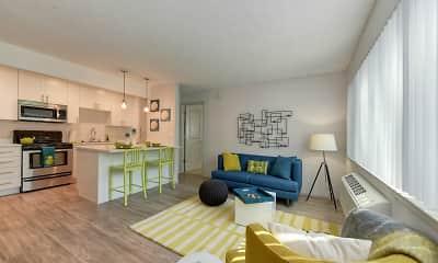 Living Room, Pinecrest, 1