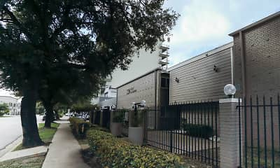 Building, 220 West Alabama Street Apartments, 0