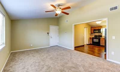 Living Room, Elmwood Court, 2