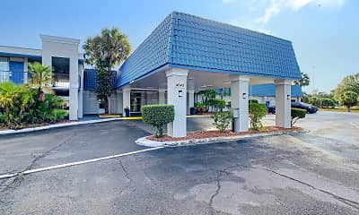 Building, Stayable Suites Lakeland, 0