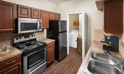 Kitchen, Camden Buckingham, 0