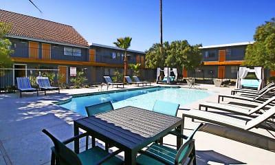 Pool, 1550 Apartments, 0