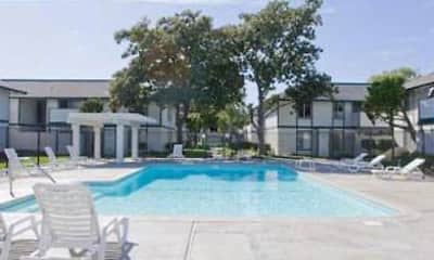 Pool, Pine Meadows Apartments, 0