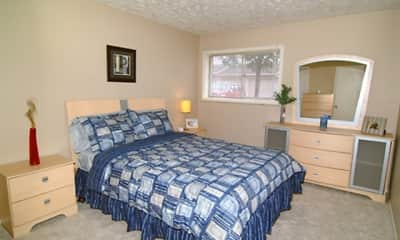 Bedroom, Shadow Ridge Apartments, 2
