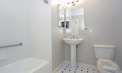 Bathroom, The Kentshire- Senior Living, 2