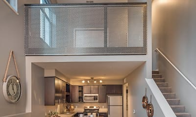 Living Room, Benson Lights Apartments, 0