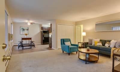 Living Room, Sterling Hill, 1
