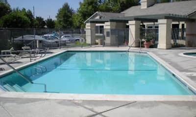 Pool, Creekside Apartments Senior Living, 1
