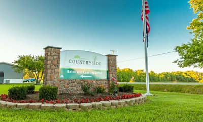 Community Signage, Countryside Estates, 2