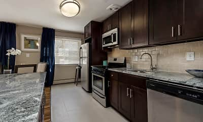 Kitchen, The Crossings at Edison, 0
