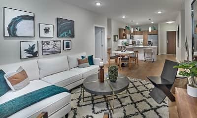 Living Room, Woodbine, 1