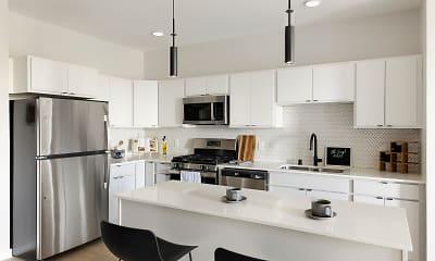 Kitchen, Beyond Apartments, 0