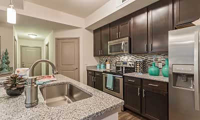 Kitchen, Orchid Run Apartments, 1