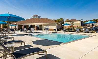 Pool, Avoca Apartments, 1