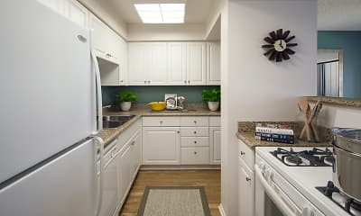 Kitchen, Baywood, 1