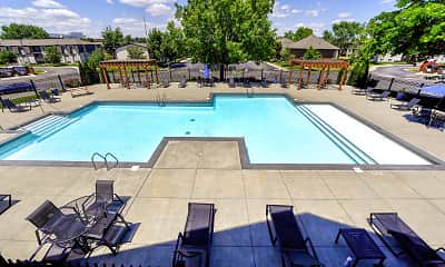 Pool, Westminster Apartments & Townhomes, 1