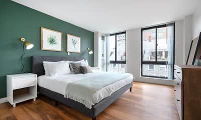 Bedroom, Christopher Columbus Plaza, 0