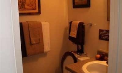 Bathroom, Sunrise Apartments, 2