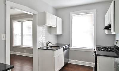 Kitchen, 302 Washington Apartments, 0