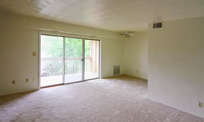 Living Room, Park Doral, 1